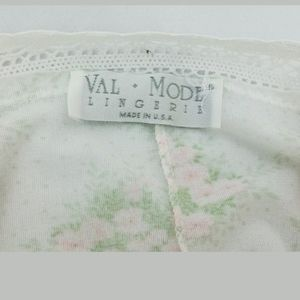Val Mode Intimates & Sleepwear - Val Mode Nightgown Pajamas Modest White Long